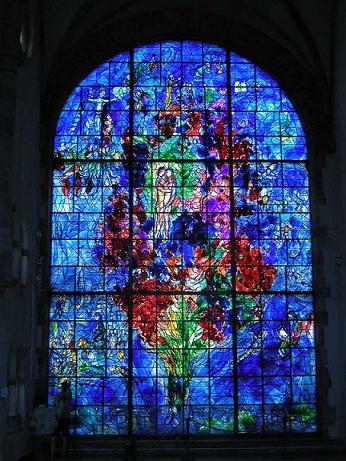 Marc Chagall L'albero della vita